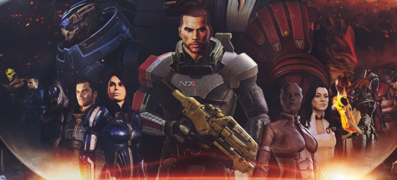 Mass Effect Trilogy (Rollenspiel) von Electronic Arts
