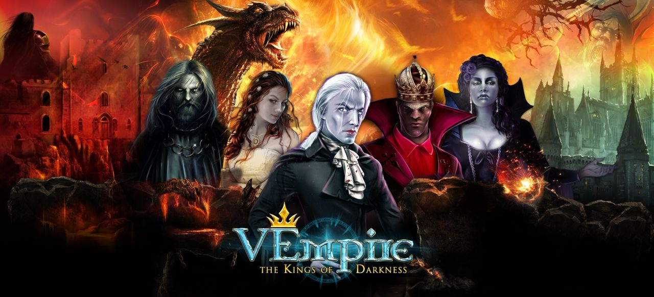 VEmpire - The Kings of Darkness (Strategie) von VEmpire Entertainment