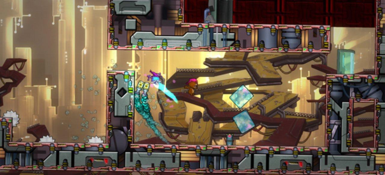 Super Rude Bear Resurrection (Plattformer) von Alex Rose