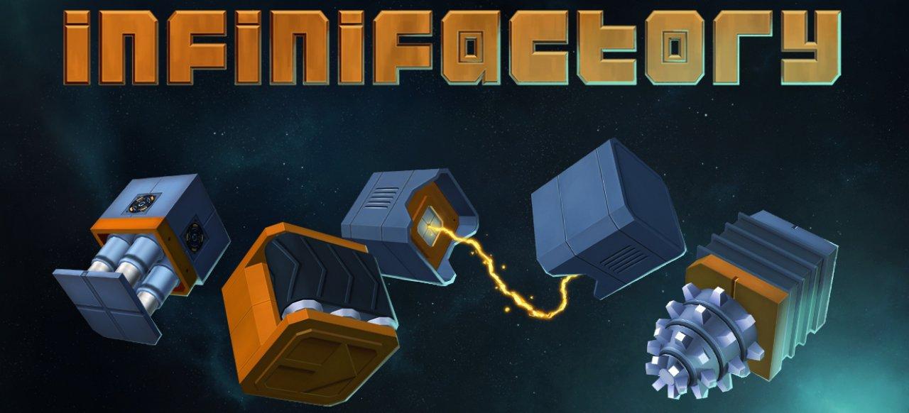 Infinifactory (Logik & Kreativität) von Zachtronics
