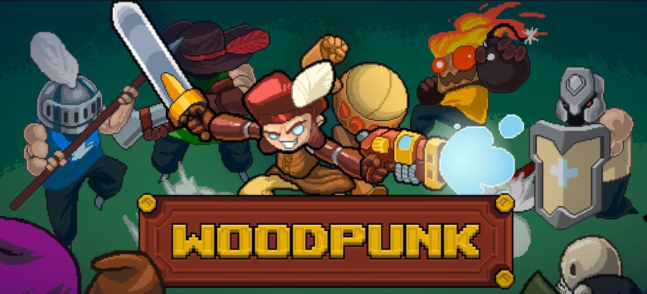 Woodpunk (Rollenspiel) von Libredia Entertainment