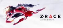 Z-Race: In diesem VR-Future-Racer wird der Gleiter in der eigenen Hand gehalten