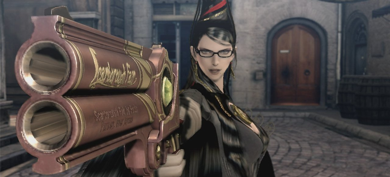 Bayonetta (Action-Adventure) von Sega (PC, 360, PS3) / Nintendo (Wii U)