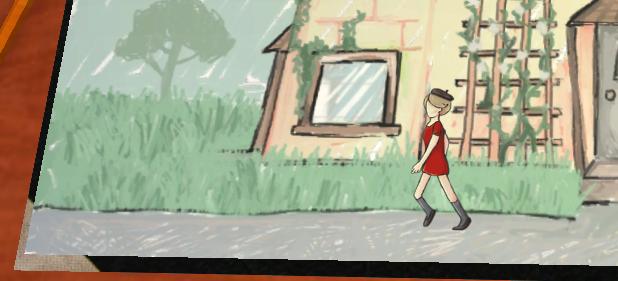 Journal (Adventure) von Locked Door Puzzle