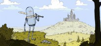 """Feudal Alloy: Action-Rollenspiel mit einem """"Fischglas-angetriebenen mittelalterlichen Roboter"""" angekündigt"""