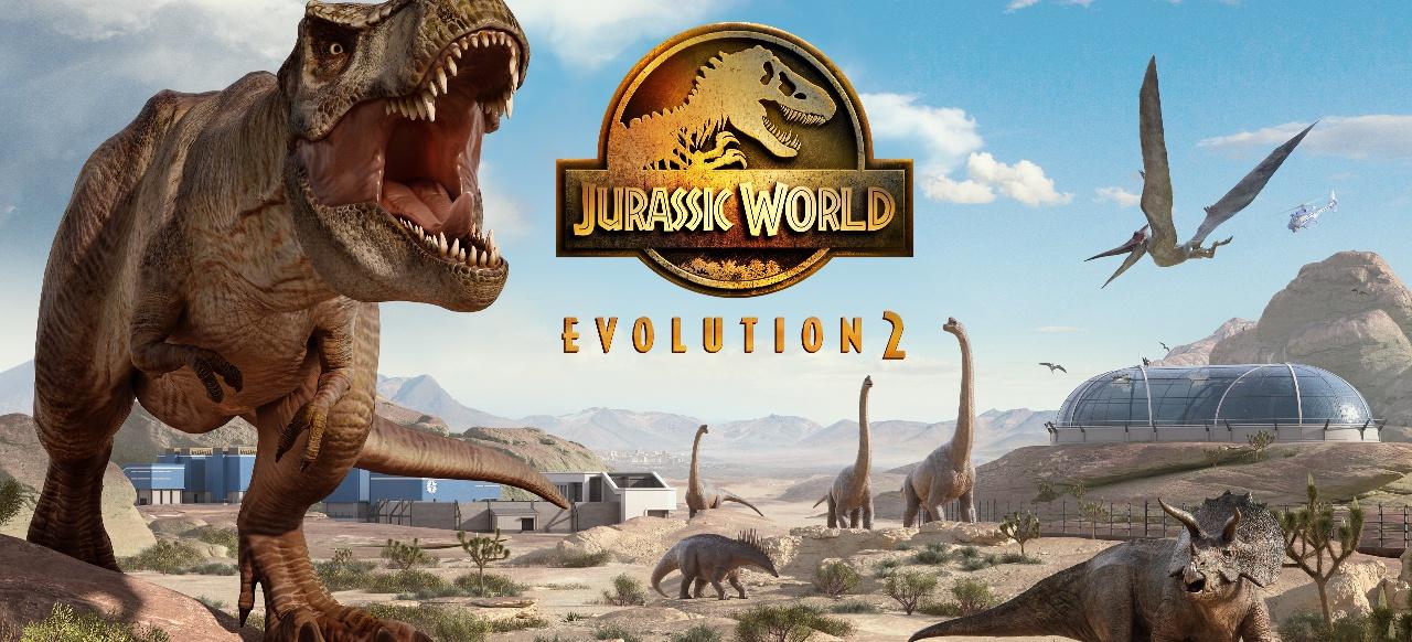 Jurassic World Evolution 2 (Taktik & Strategie) von Frontier Developments
