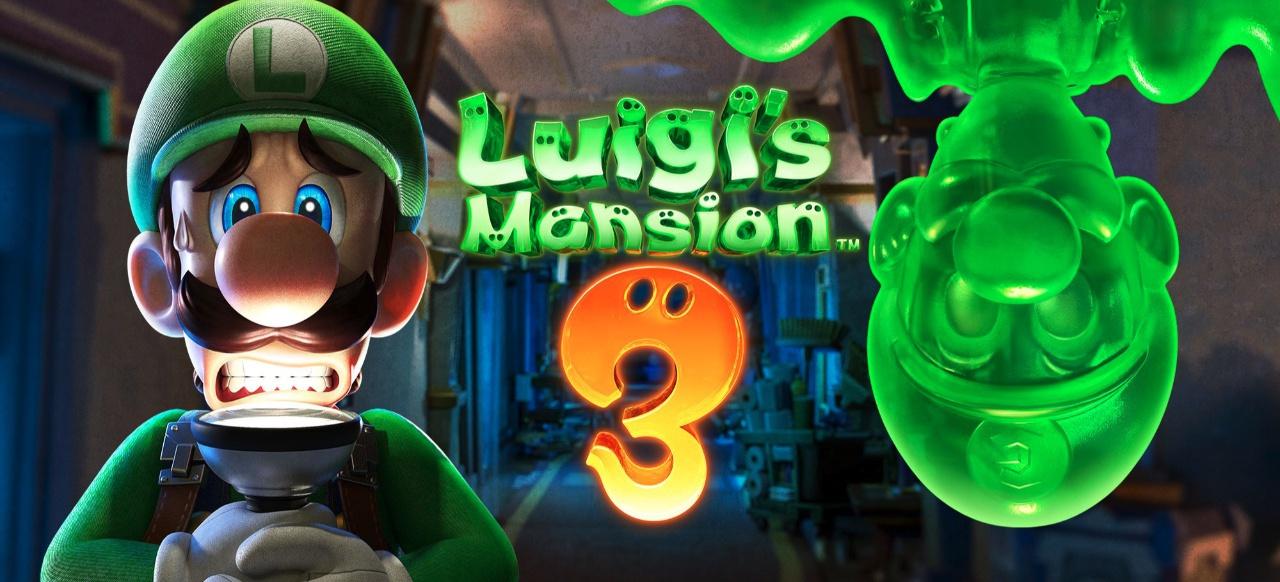 Luigi's Mansion 3 (Action-Adventure) von Nintendo