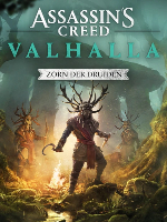 Alle Infos zu Assassin's Creed Valhalla: Zorn der Druiden (PlayStation4)