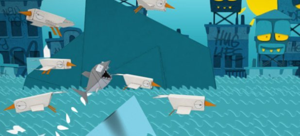 Derrick the Deathfin (Arcade-Action) von Different Tuna