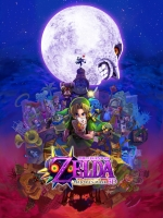 Alle Infos zu The Legend of Zelda: Majora's Mask 3D (3DS)