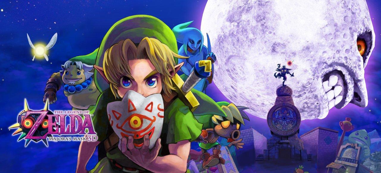 The Legend of Zelda: Majora's Mask 3D (Action-Adventure) von Nintendo