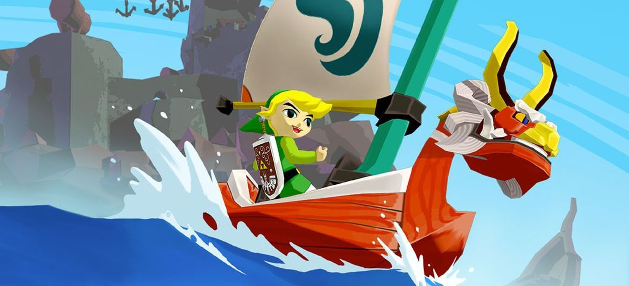 The Legend of Zelda: The Wind Waker (Action-Adventure) von Nintendo