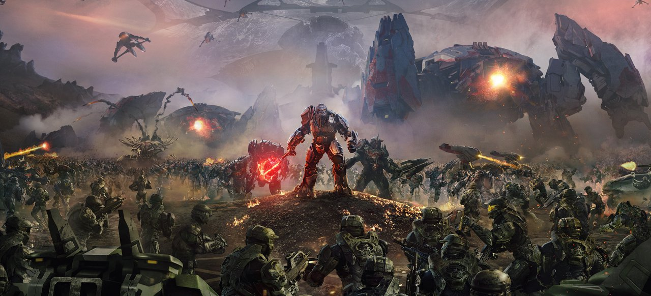 Halo Wars 2 (Taktik & Strategie) von Microsoft