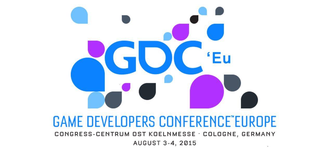 Game Developers Conference Europe 2015 (Messen) von