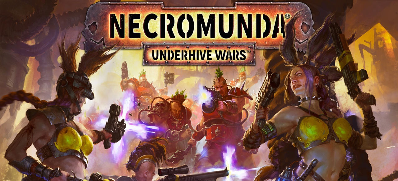 Necromunda: Underhive Wars (Taktik & Strategie) von Focus Home Interactive
