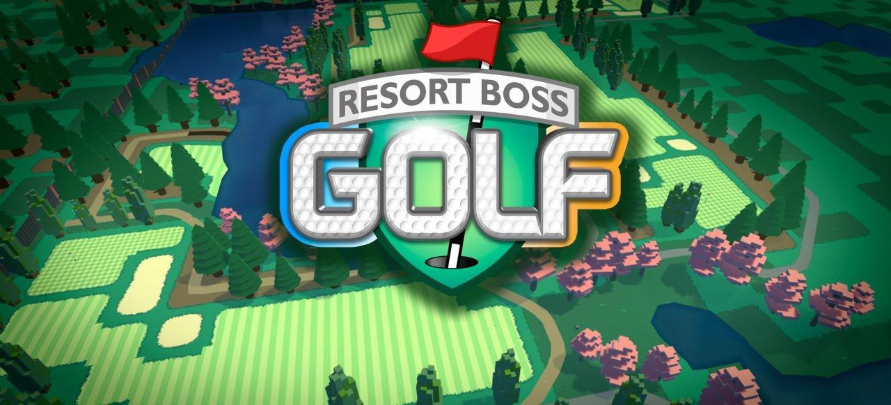 Resort Boss: Golf (Simulation) von Excalibur Games