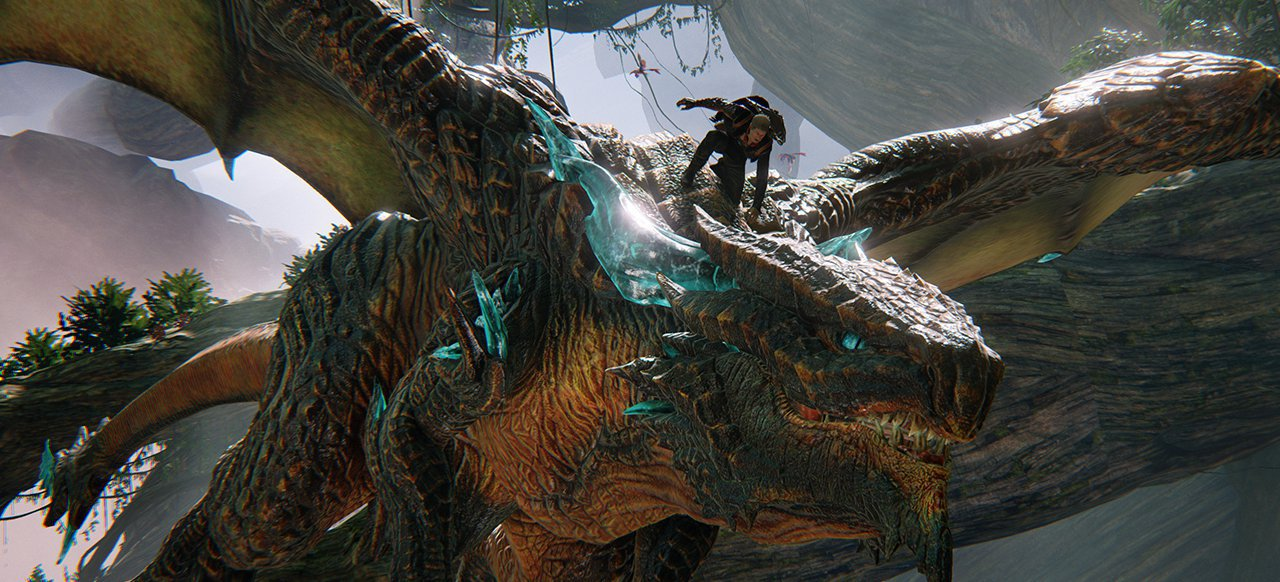 Scalebound (Action-Adventure) von Microsoft