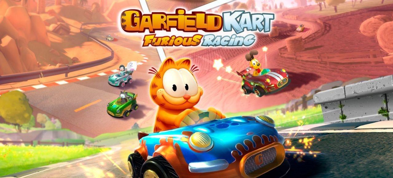 Garfield Kart - Furious Racing (Rennspiel) von Microids / Anuman Interactive