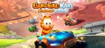 Garfield Kart Furious Racing: Haariger Fun-Racer in Entwicklung