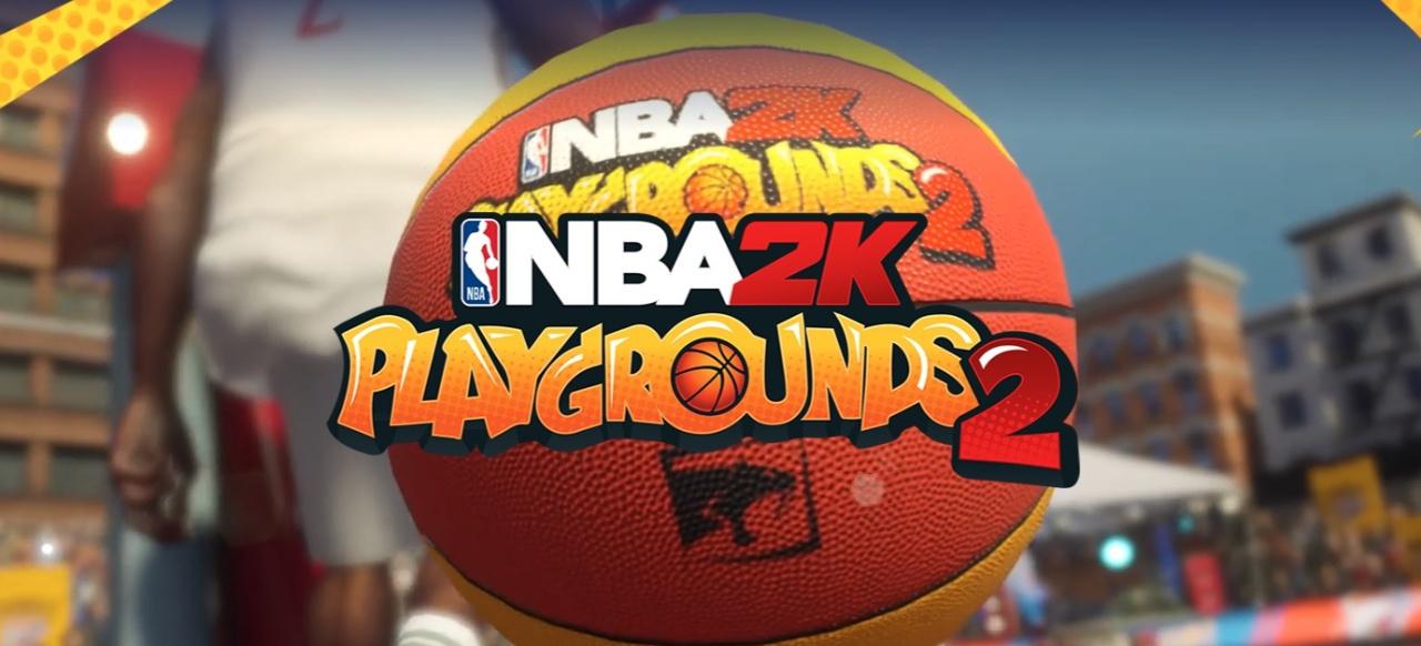 NBA 2K Playgrounds 2 (Sport) von 2K Games