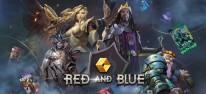Red and Blue: Kartentaktik startet in die Open Beta