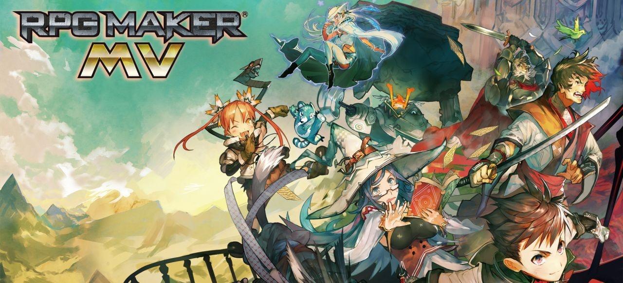 RPG Maker MV (Logik & Kreativität) von Degica / NIS America / Koch Media