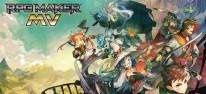 RPG Maker MV: Rollenspiel-Baukasten nimmt Kurs auf PS4 und Switch
