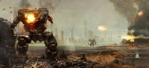 MechWarrior Online (Simulation) von Infinite Game Publishing