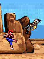 Alle Infos zu Double Dragon 4 (PC,PlayStation4)