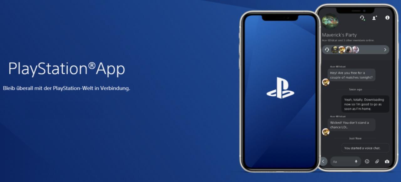 PlayStation App (Service) von Sony