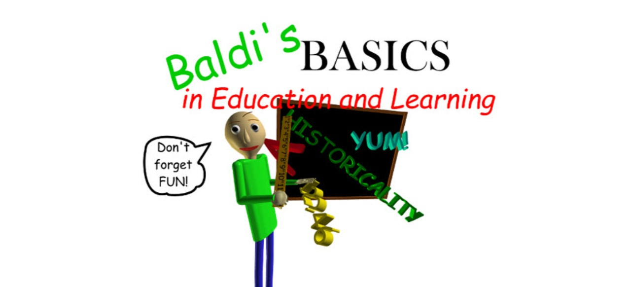 Baldi's Basics in Education and Learning (Action-Adventure) von Micah McGonigal (mystman12)