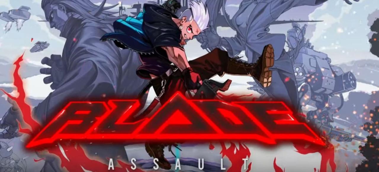 Blade Assault (Plattformer) von Neowiz