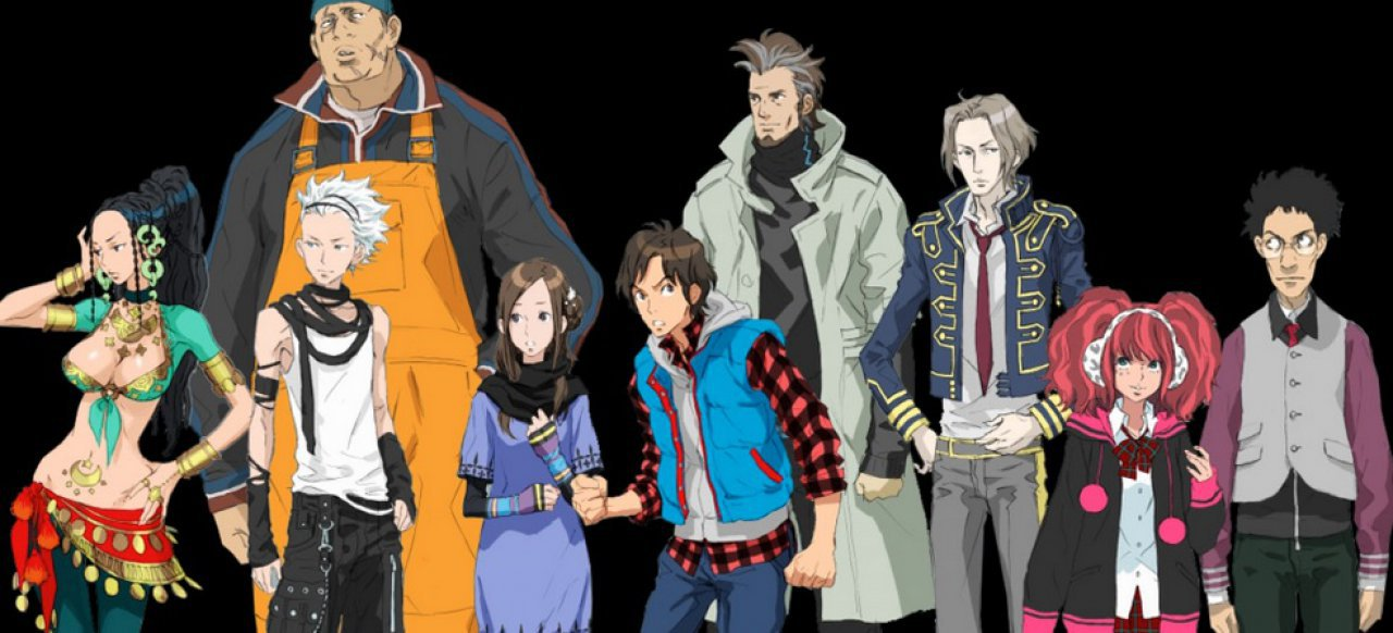 999: Nine Hours, Nine Persons, Nine Doors (Adventure) von Aksys Games