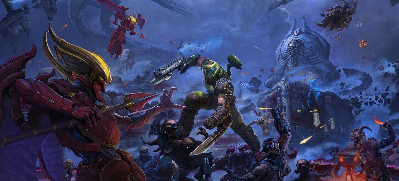 Doom Eternal - The Ancient Gods, Part One (Shooter) von Bethesda