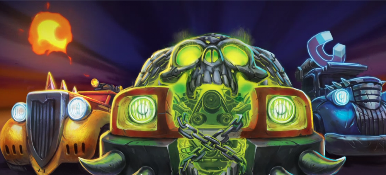 Heavy Metal Machines (Arcade-Action) von Hoplon Infotainment