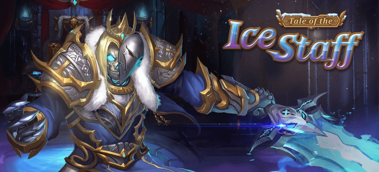 Tale of the Ice Staff (Rollenspiel) von Zodiac Interactive