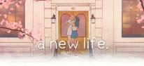 ein neues Leben.: Klassische Liebesgeschichte über das Loslassen