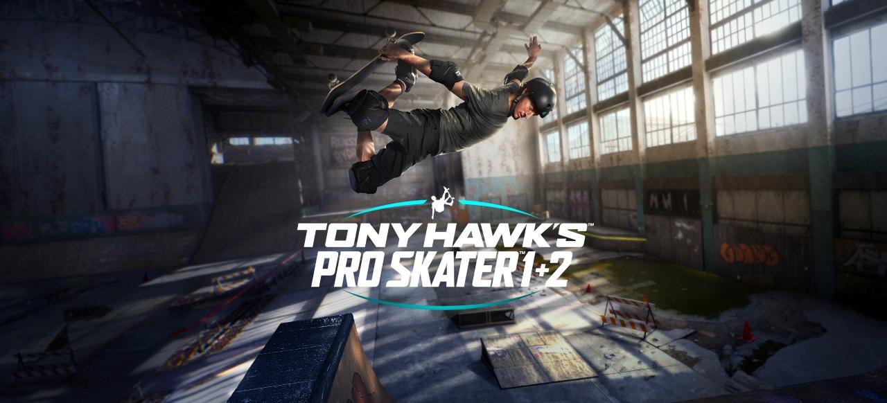 Tony Hawk's Pro Skater 1+2 (Sport) von Activision