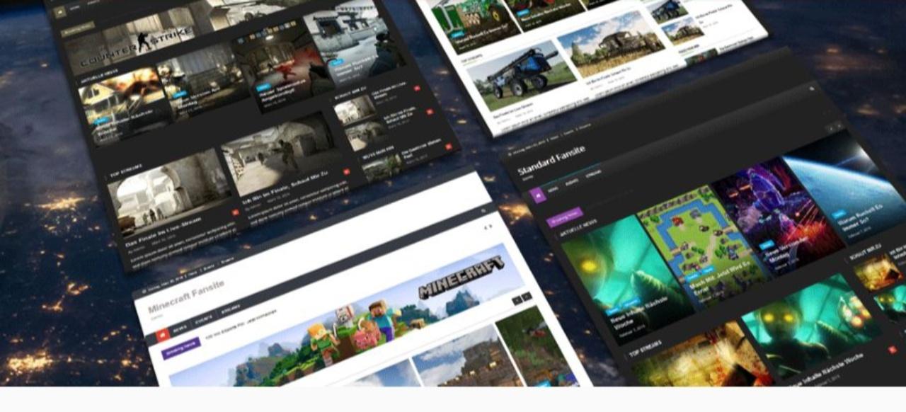 4Players Gamer Website (Sonstiges) von 4Players