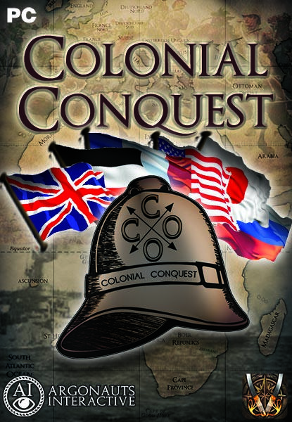 Alle Infos zu Colonial Conquest (PC)