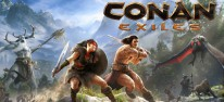 Conan Exiles: Reittiere und berittene Kämpfe im Anmarsch