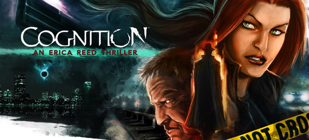 Cognition: An Erica Reed Thriller (Adventure) von Reverb Publishing