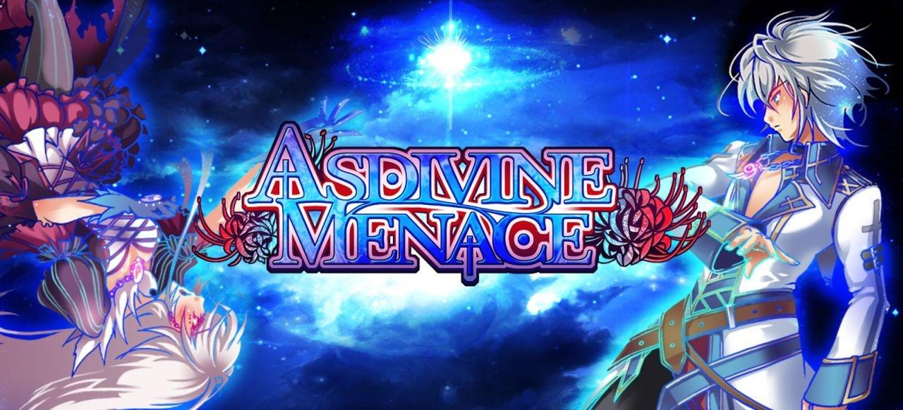 Asdivine Menace (Rollenspiel) von Kemco