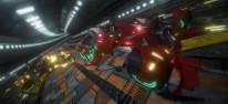 GRAL: Lust auf futuristische Wettrennen im Stil von Megarace, POD oder DethKarz?