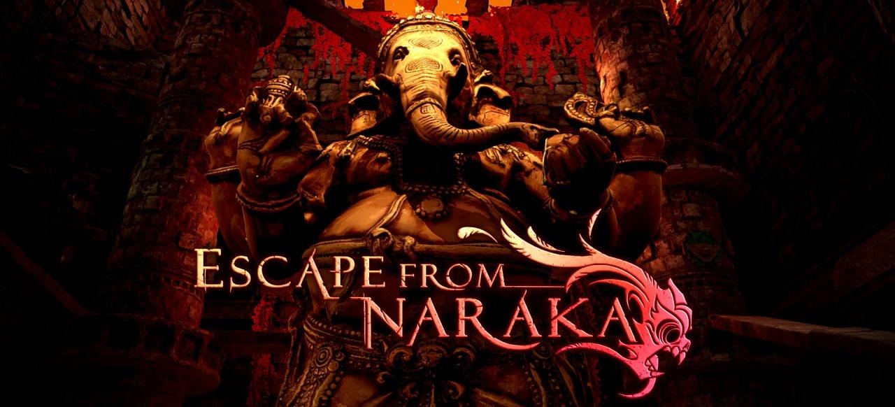 Escape from Naraka (Action-Adventure) von Headup