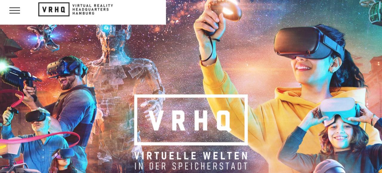 VRHQ Hamburg (Events) von VRHQ GmbH