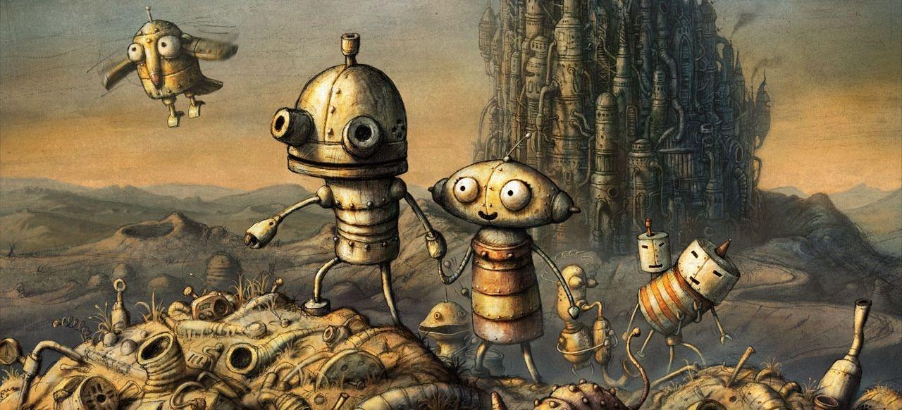 Machinarium (Adventure) von Daedalic / Lace Mamba