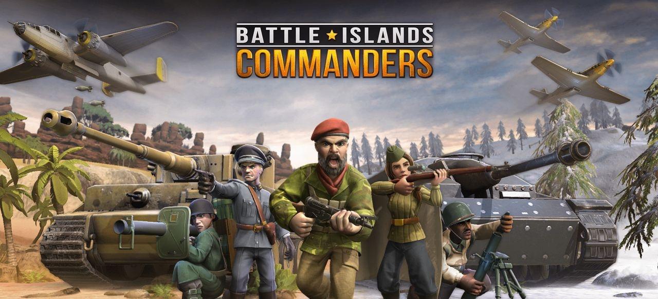 Battle Islands: Commanders (Taktik & Strategie) von 505 Games