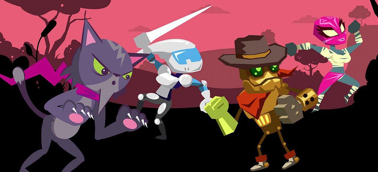Runbow (Action) von 13AM Games / Headup Games