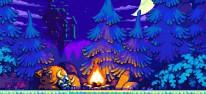 Shovel Knight Dig: Die Pixel-Schaufel bekommt einen Nachfolger